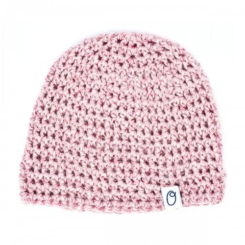 Baby mutsje Royal & Organic – Roze