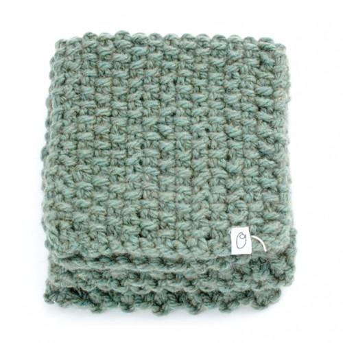Sjaal Stoer & Gerecycleerd Groen