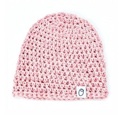 Newborn mutsje Royal & Organic – Roze