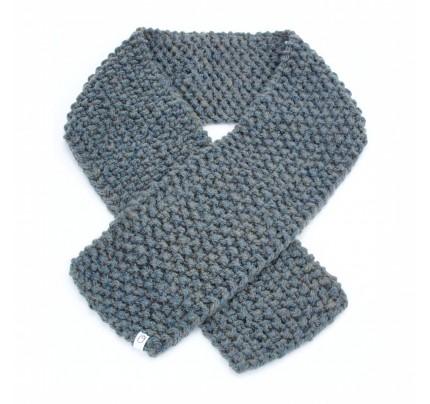 Sjaal Stoer & Gerecycleerd Blauw